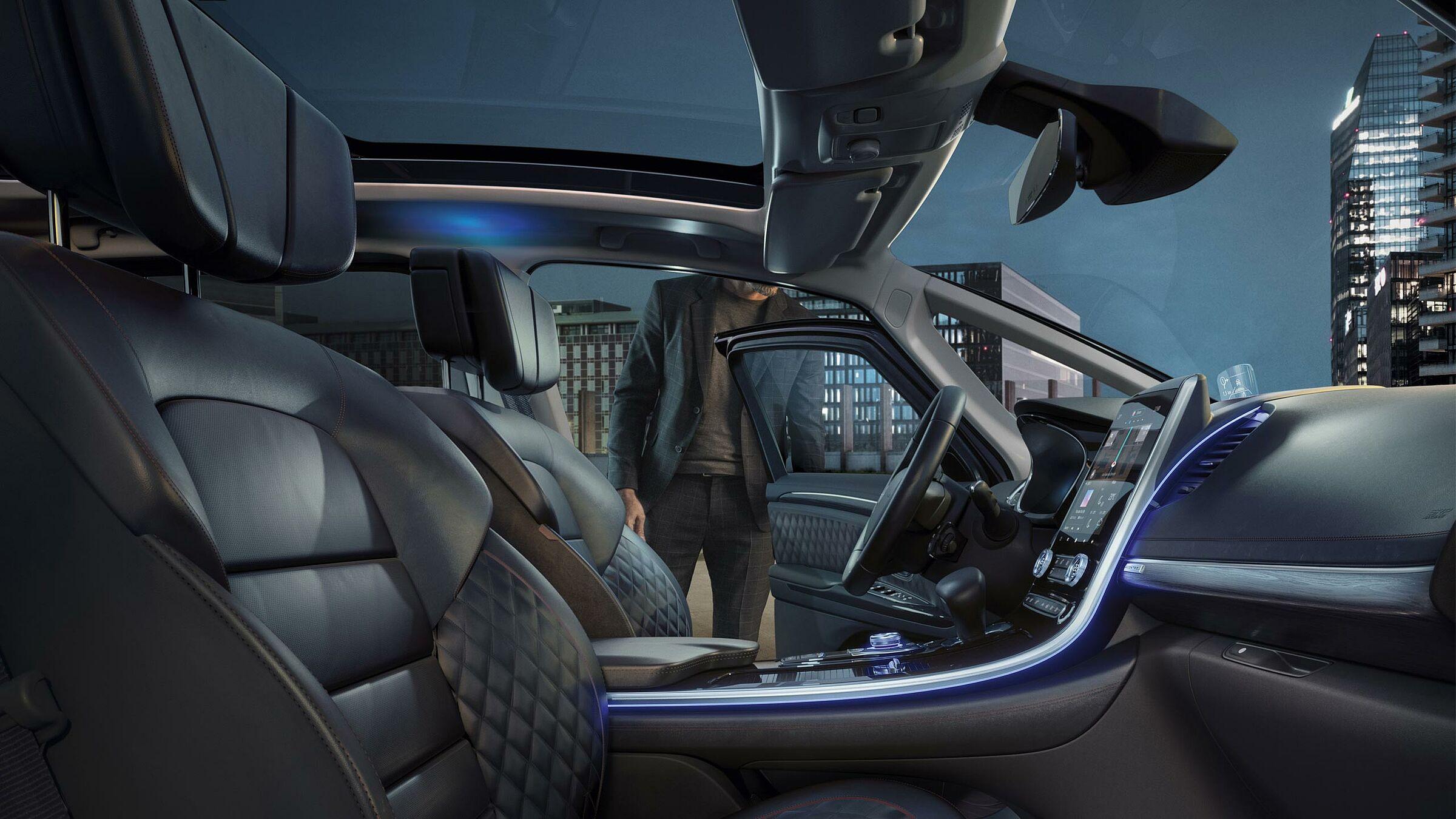 Renault Espace Autozentren P&A - Preckel