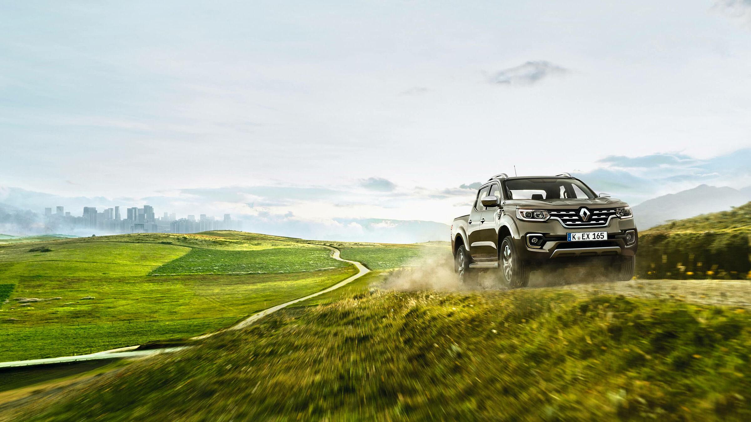 Renault Alaskan Autozentren P&A-Preckel