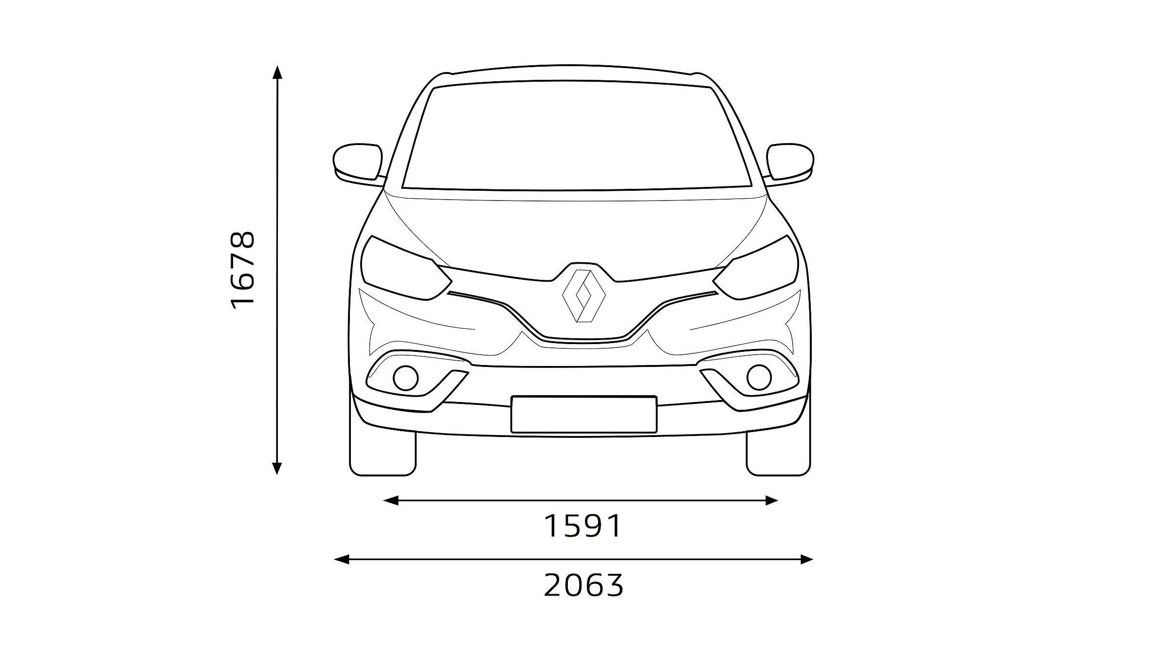 Renault Grand Scenic Autozentren P&A-Preckel