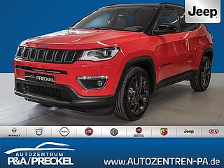 JEEP Compass Limited Winter-,Parkpaket,Leder/19 Zoll