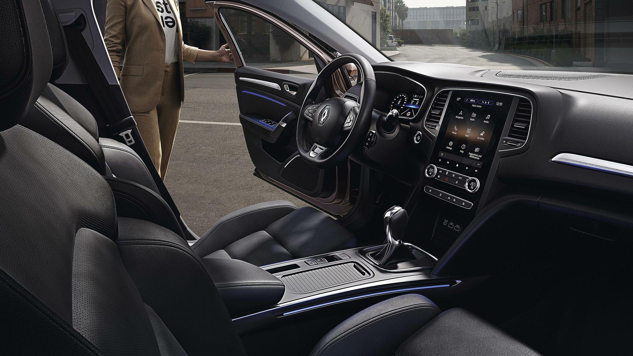 Renault Megane Autozentren P&A-Preckel