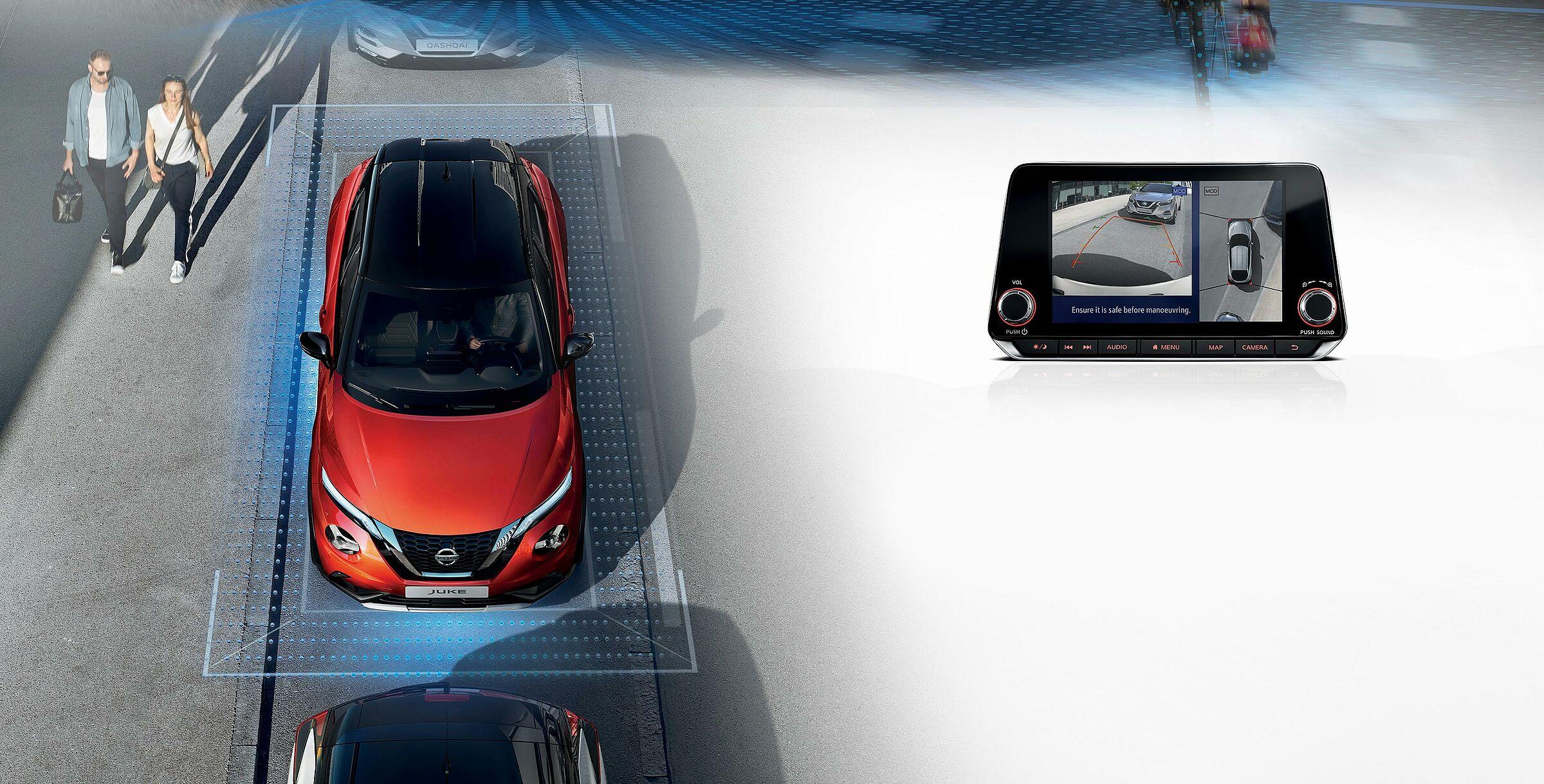 Nissan Juke Autozentren P&A-GmbH