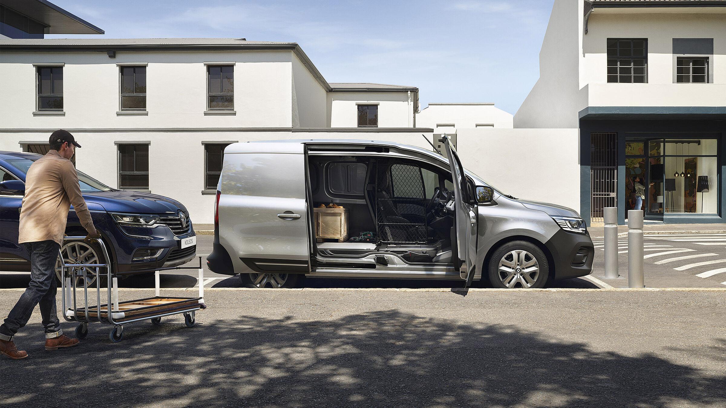 Der neue Kangoo Rapid Autozentren P&A-Preckel