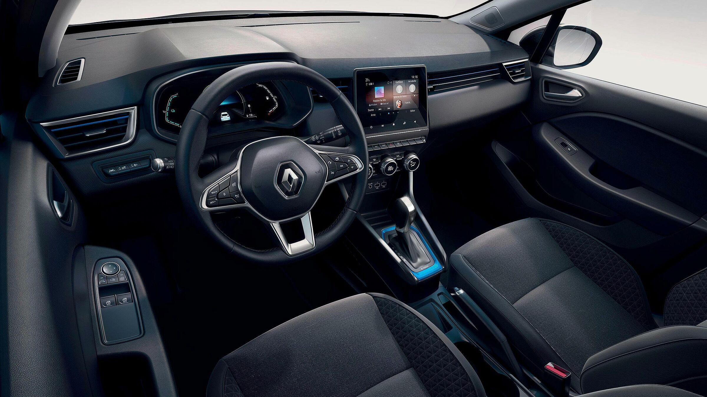 Renault Clio Hybrid Autozentren P&A - Preckel