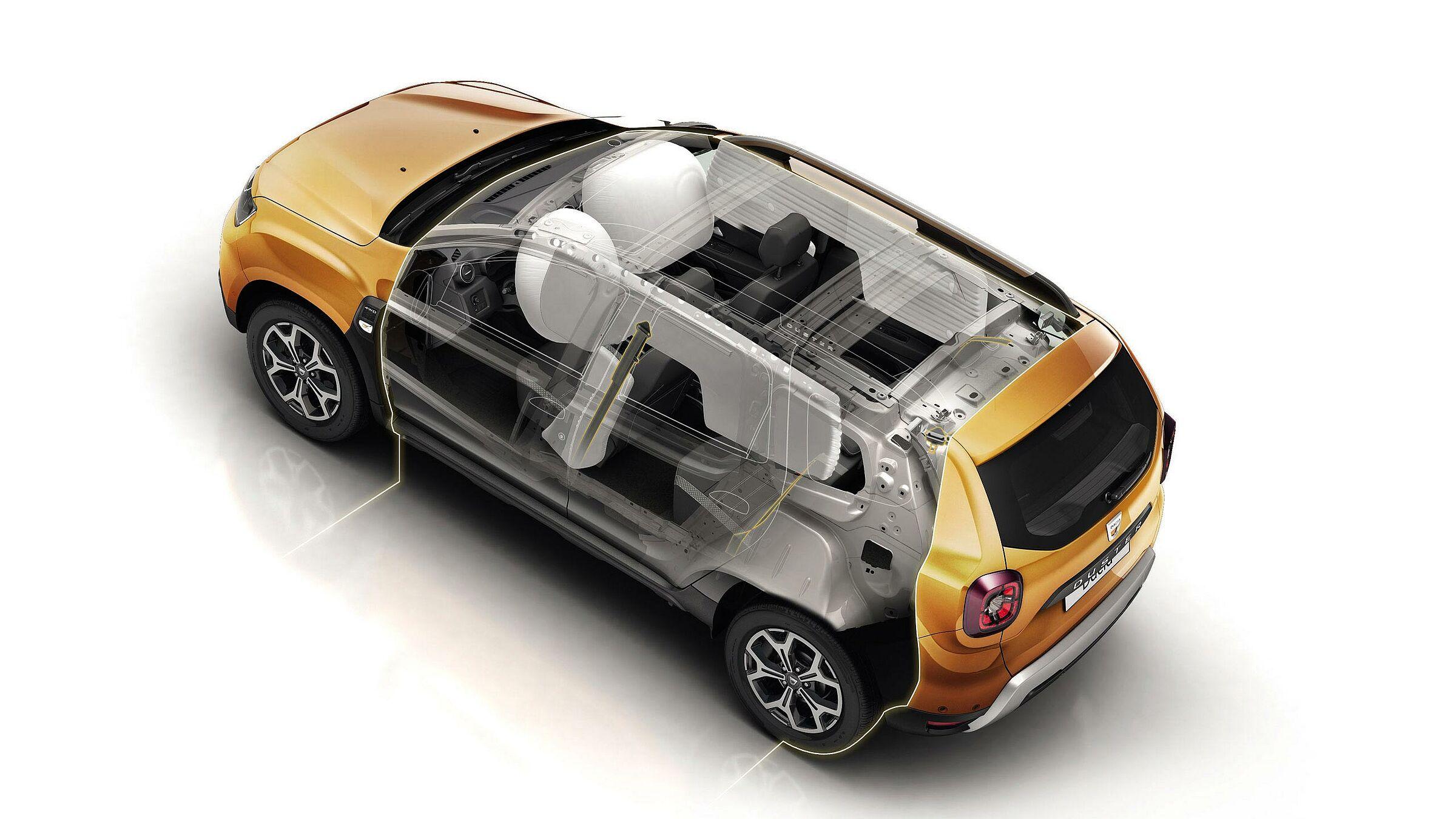 Dacia Duster Autozentrum P&A-Preckel