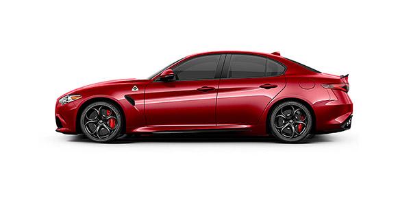Alfa Romeo Giulia vom Autozentrum P&A-Preckel