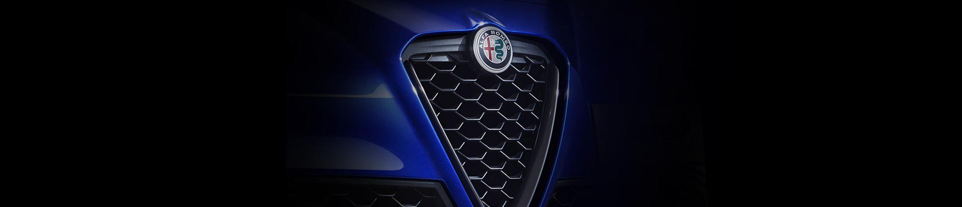 Alfa Romeo Kühlergrill