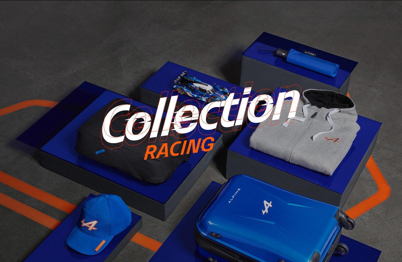 Alpine Zubehör Racing Kollektion