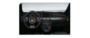 Fiat 500 Technik