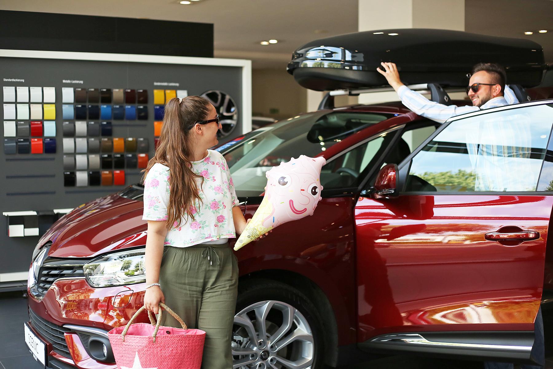 Eintauschprämie Renault Scenic