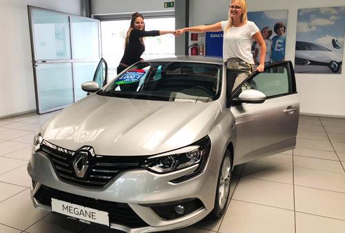 Renault Megane Angebote bei P&A-Preckel