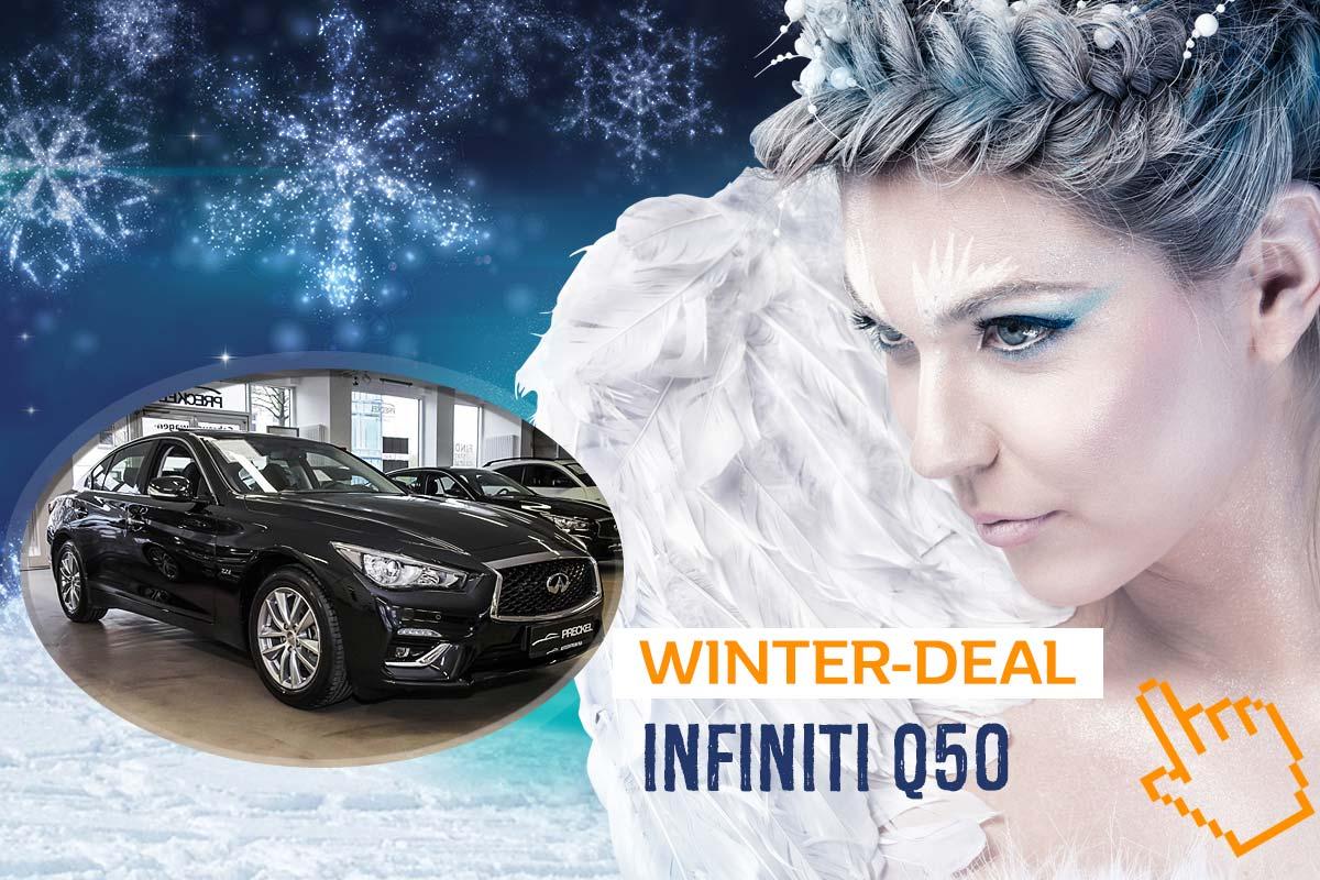 Infiniti Q50 Angebote