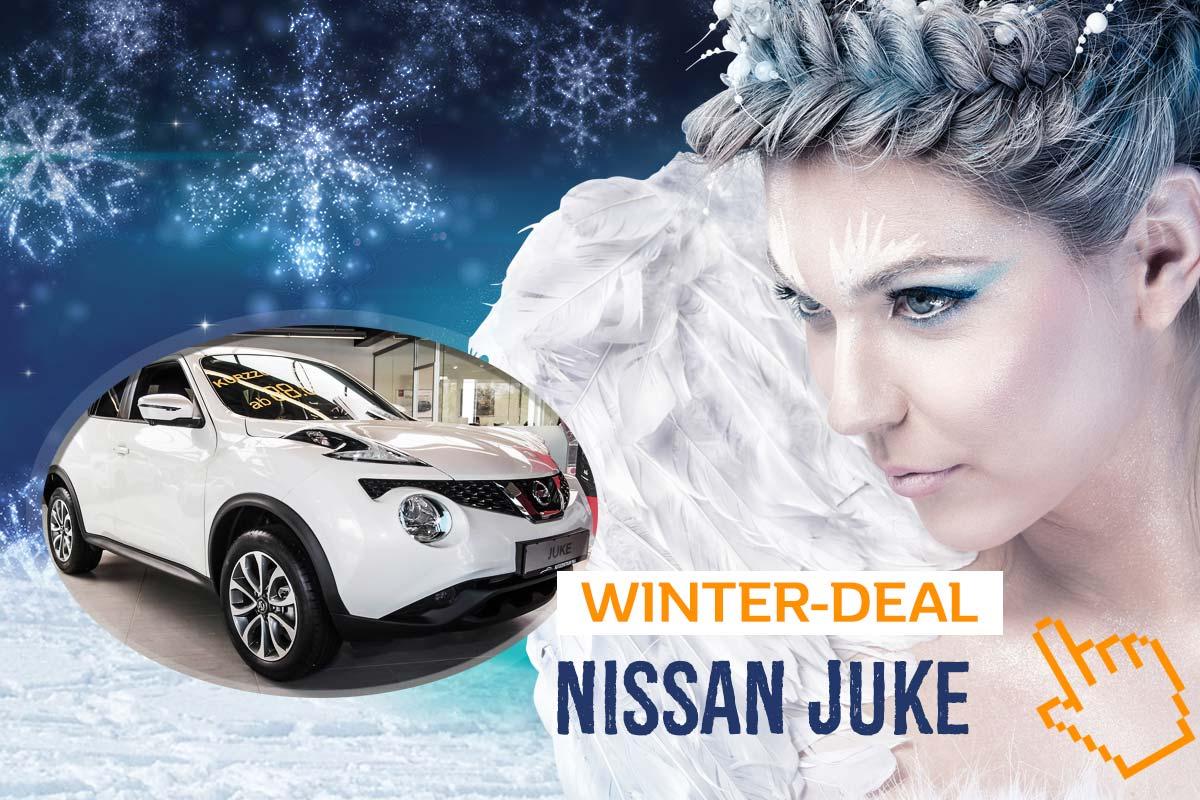 Nissan Juke Angebot