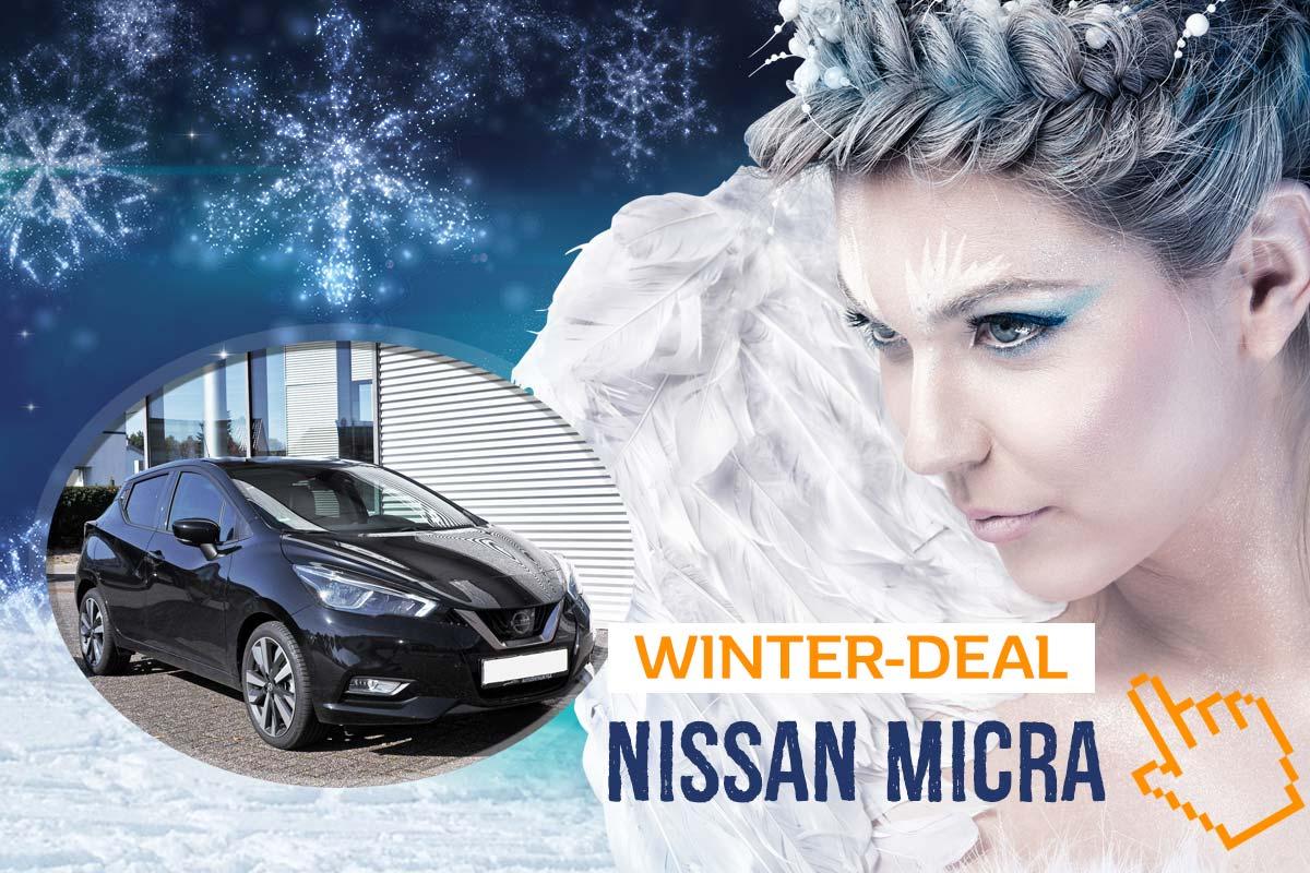 Nissan Micra Angebot von P&A