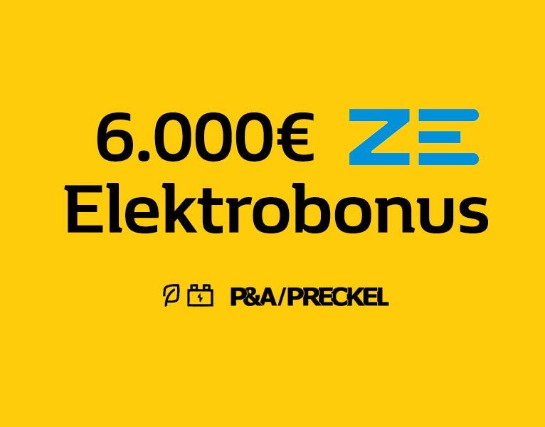 Renault garantiert Elektrobonus bei Kauf von e-Fahrzeug