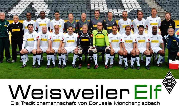 Borussia Mönchengladbach Weisweiler Elf