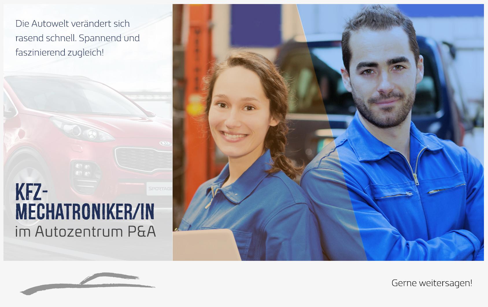 KFZ Mechatroniker und Mechaniker