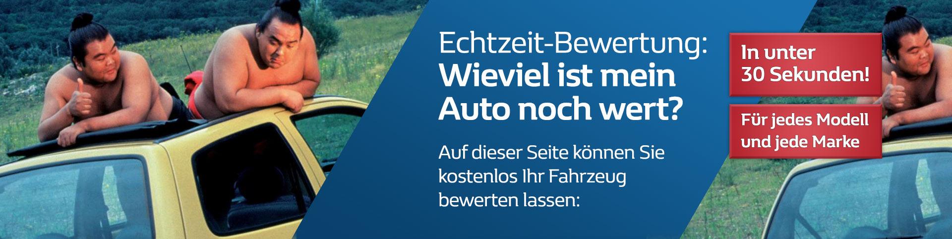Fahrzeugbewertung in Echtzeit: Autozentrum P&A-Preckel