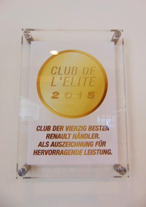 Autohaus P&A Mönchengladbach Club L'Elite 2015