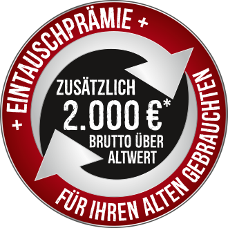 Eintauschprämie 2.000 Euro Infiniti