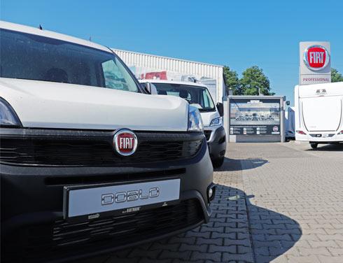 Fiat Professional Transporter Grevenbroich