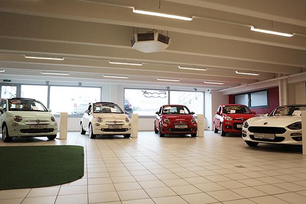 Fiat in Heiligenhaus vom Autozentrum P&A