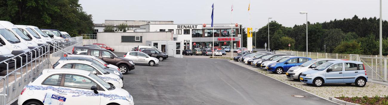 Autozentrum P&A in Heiligenhaus