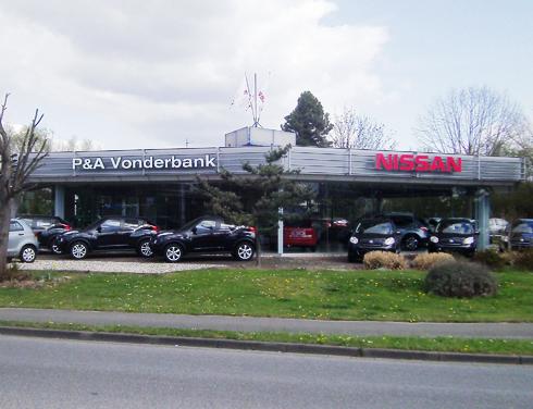 Nissan Heinsberg Autohaus