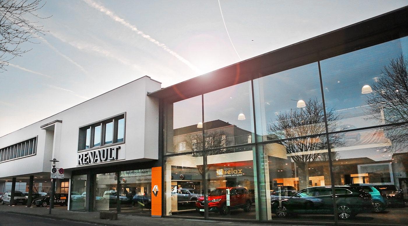 Renault Preckel Krefeld