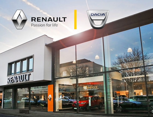 Renault Krefeld P&A Preckel Autohaus