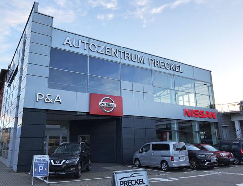 Nissan Autozentrum P&A-Preckel Krefeld