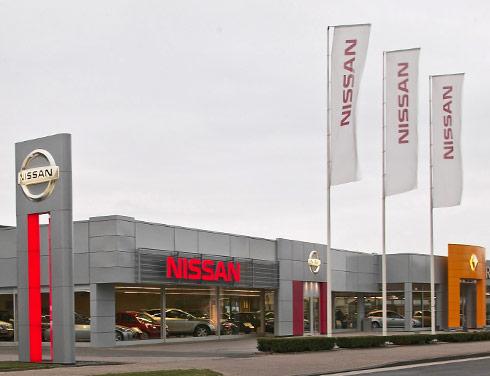 Nissan in Mönchengladbach Monschauerstr.