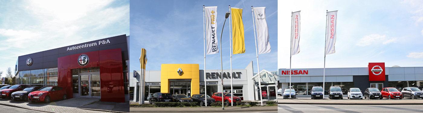 Autozentrum P&A Mönchengladbach
