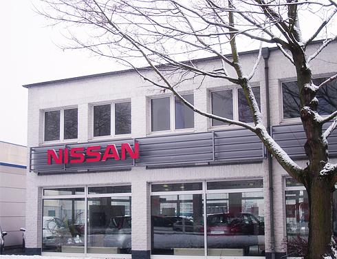 Nissan Neuss