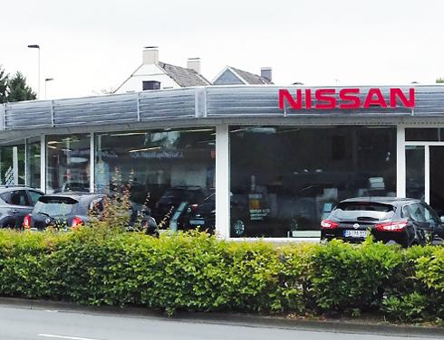 Nissan Solingen