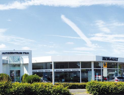 Solingen Renault von P&A-Preckel Werkstatt Service