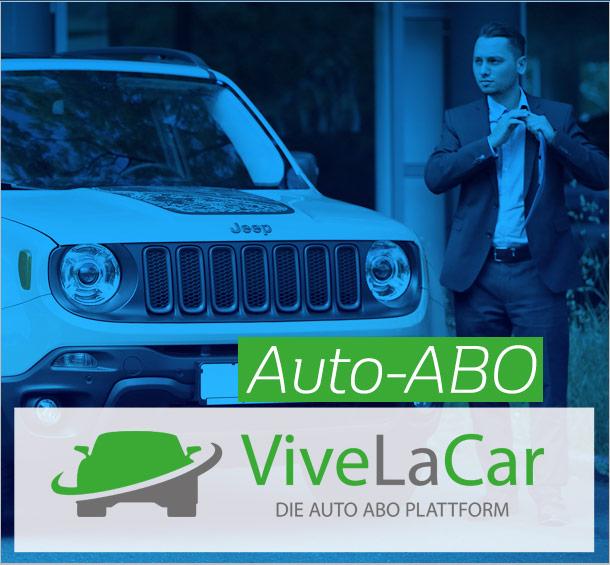 Auto-Abo mit VivelaCar