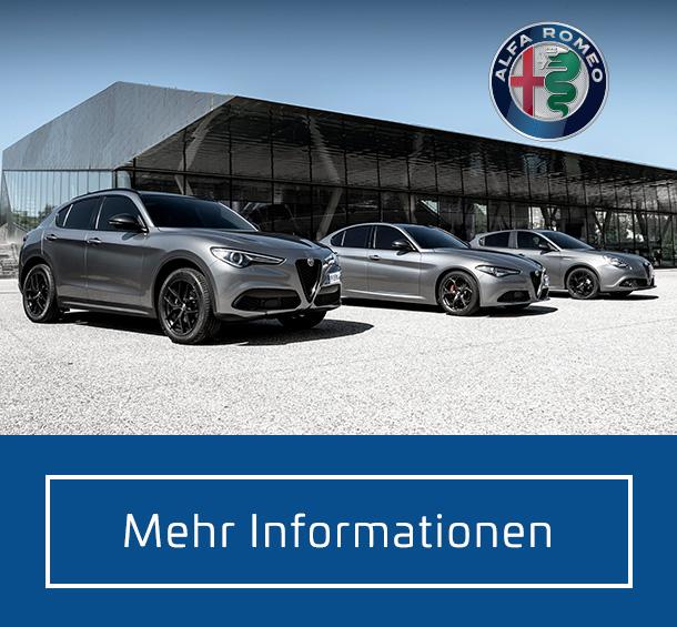 Alfa Romeo für Gewerbekunden