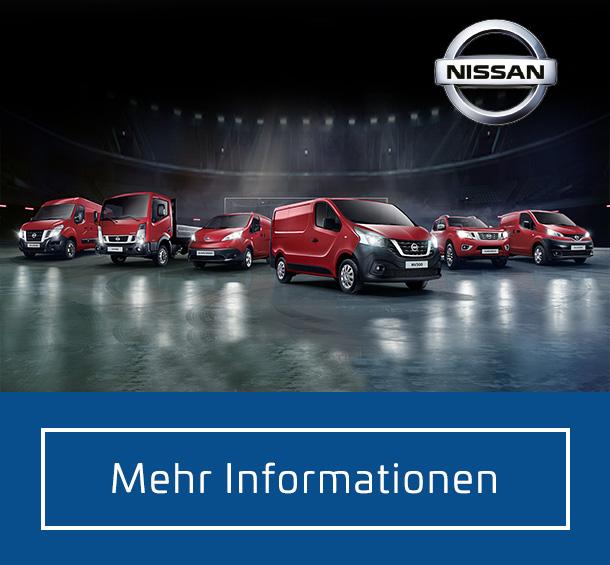 Nissan Transporter Angebote
