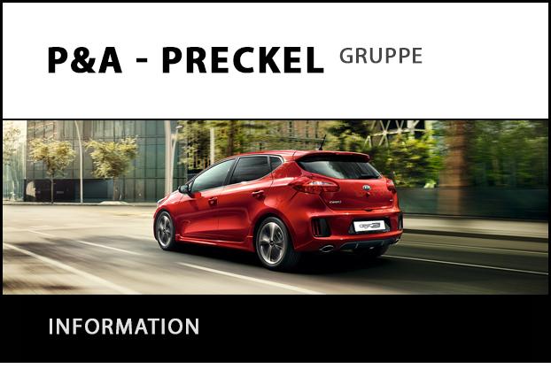 P&A Preckel informiert
