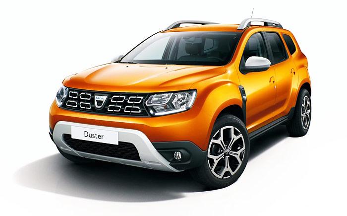 Der neue Dacia Duster vom Autozentrum P&A-Preckel