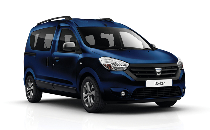 Dacia Dokker bei P&A-Preckel