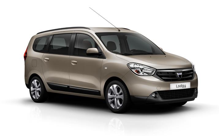 Dacia Lodgy bei P&A-Preckel
