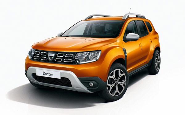 Dacia Duster vom Autozentrum P&A-Preckel