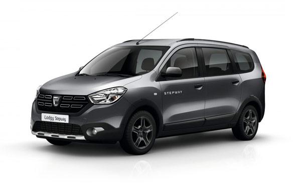 Dacia Lodgy vom Autozentrum P&A-Preckel