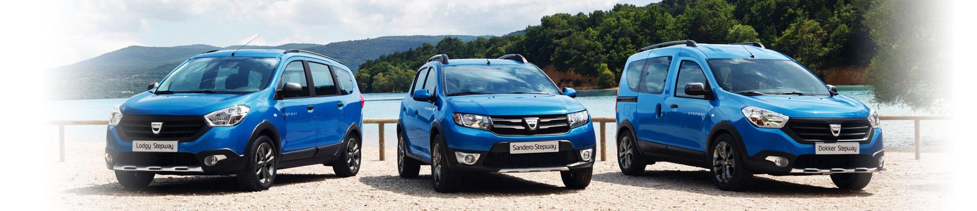 Dacia von PA Preckel Neuwagen Gebrauchtwagen Jahreswagen