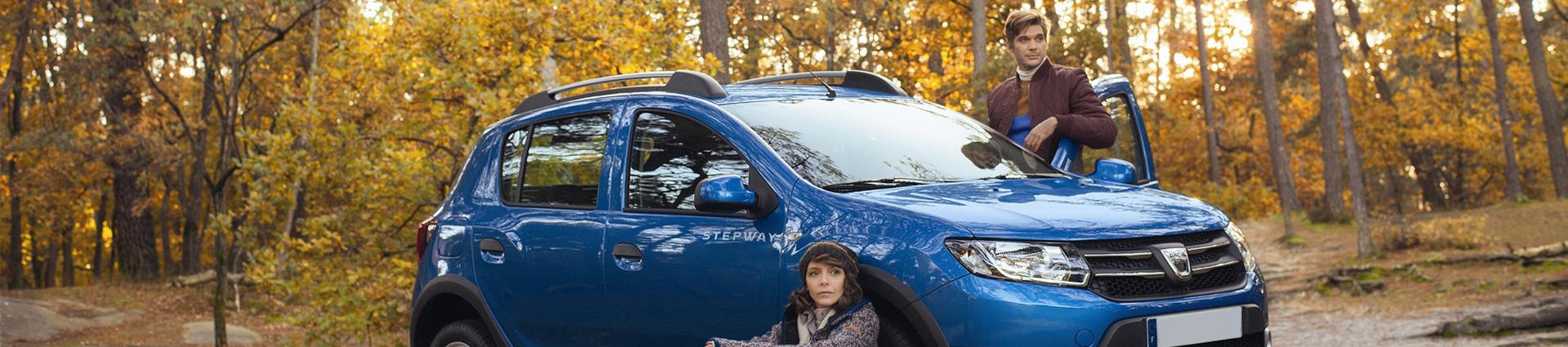 Dacia Fahrzeuge mit bestem Service