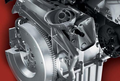Fiat 500 Motoren Auswahl