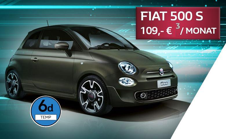 FIAT 500S Angebot