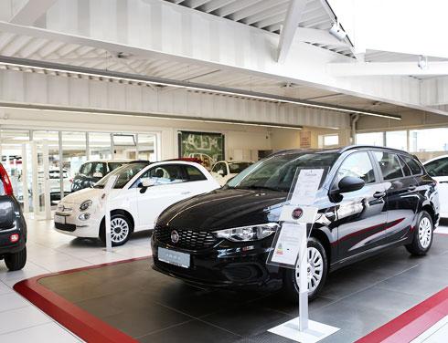 Fiat in Mönchengladbach